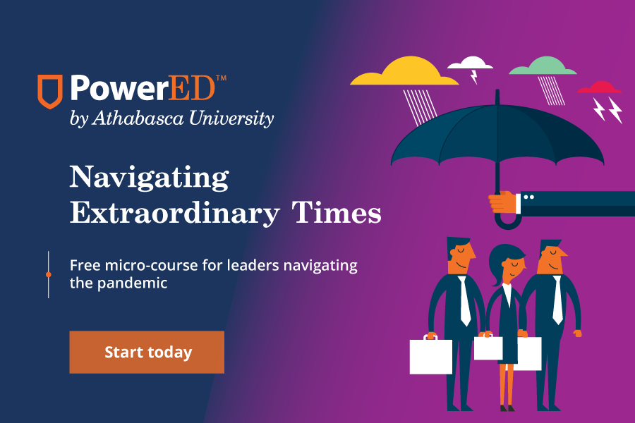 Free Micro-Course - Navigating Extraordinary Times