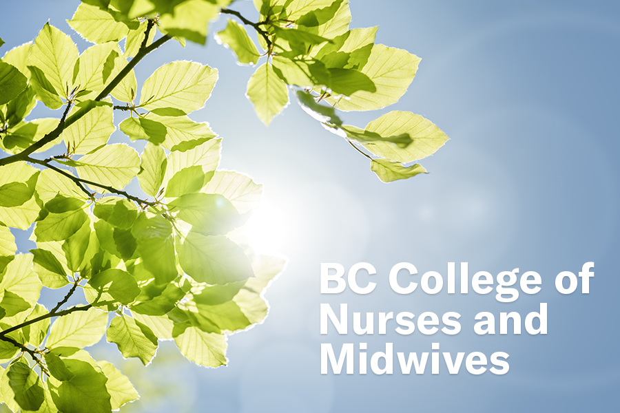 BC Colleg of Nurses and Midwives