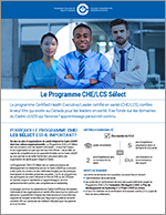 CHE Select Program 2-pager